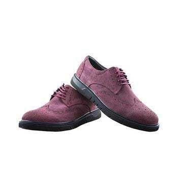 کفش اسپرت مردانه رویه اشبالت طبیعی گاوی