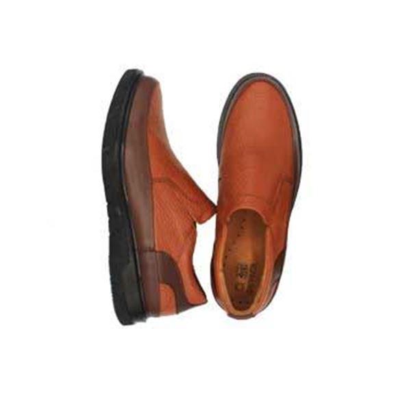 کفش اسپرت چرم طبیعی گاوی مردانه
