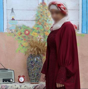 تصویر از مانتو عربی مدل ۲